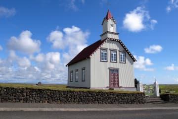 Gaulverjabaer church