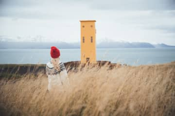 Húsavík lighthouse