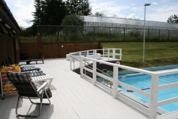 Flúðir Swimming Pool