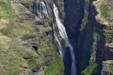 Glymur í Hvalfirði