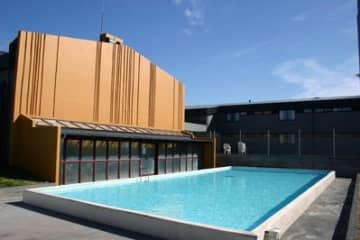 Stórutjarnarskóli Swimming pool