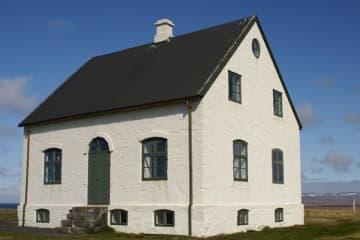 Sauðaneshús - The Old Vicarage Langanes