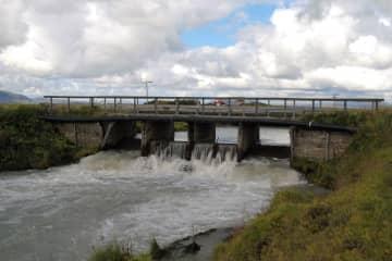 Flóaáveita - canals