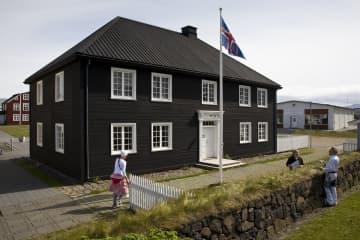 Byggðasafn Snæfellinga og Hnappdæla, Norska húsið