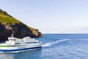 Vestman Island ferry Herjólfur