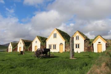Glaumbær in Skagafjörður