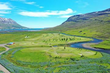Neskaupstaður Golf Course