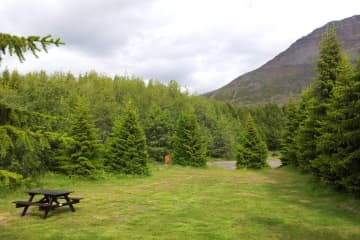 Holar Camping site
