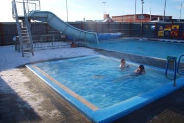 Stokkseyri Swimming pool