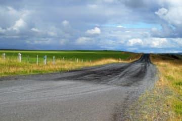Ásavegur - trail