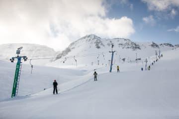 Siglufjörður Ski Area