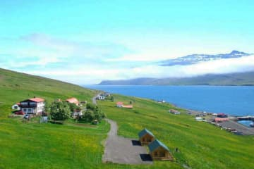Sólbrekka Mjóafirði