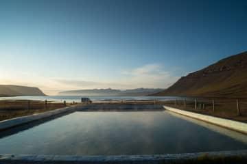 Reykjafjörður in Arnarfjörður
