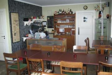 Stúkuhúsið Café / Restaurant