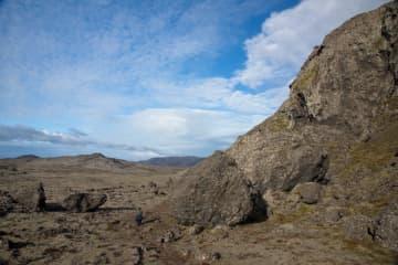 Gallow Cliffs near Hagafell