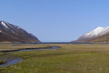 Hedinsfjordur