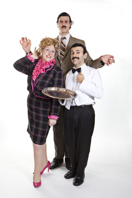 Faulty Towers the Dining Experience Ltd