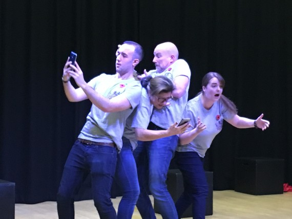 N-Act Theatre in Schools
