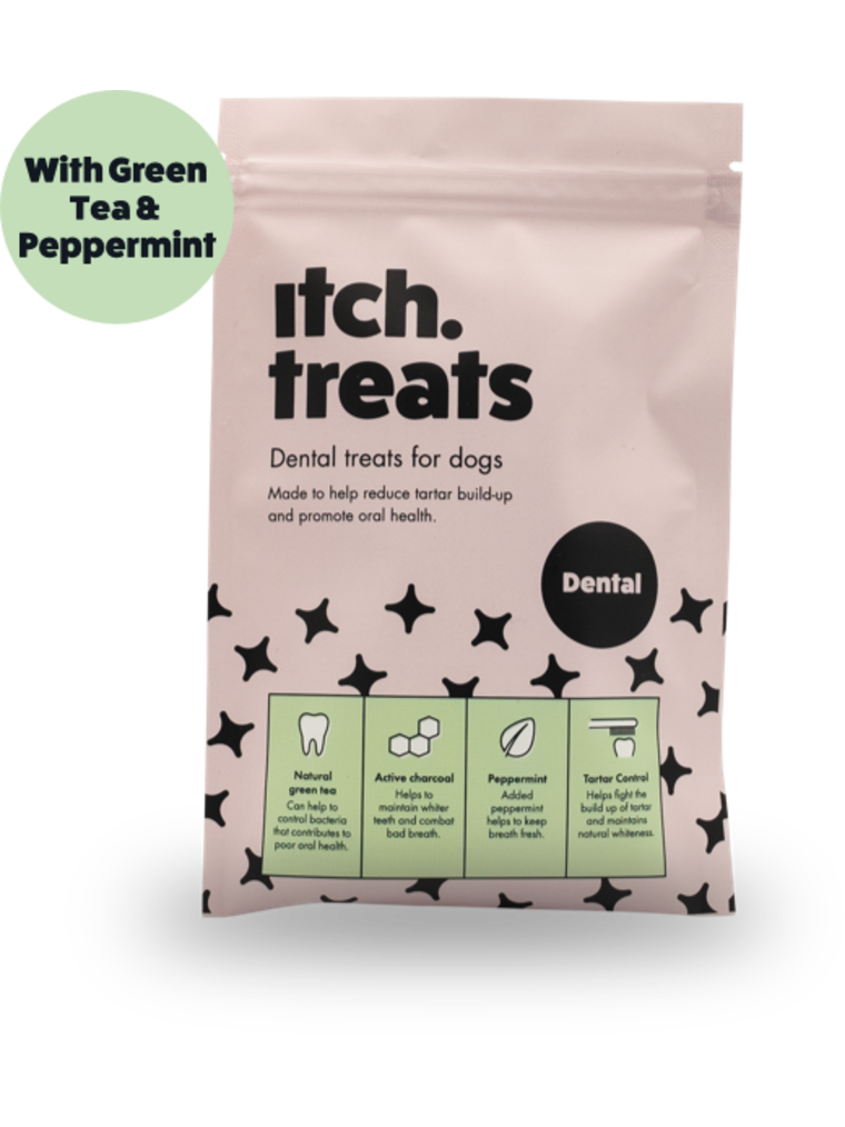 Itch Dental Treats for Dogs