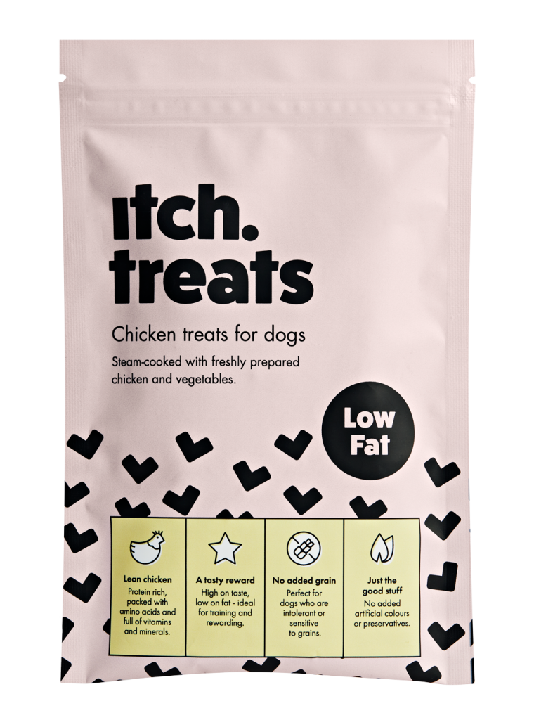 Itch Low Fat Treats for Dogs