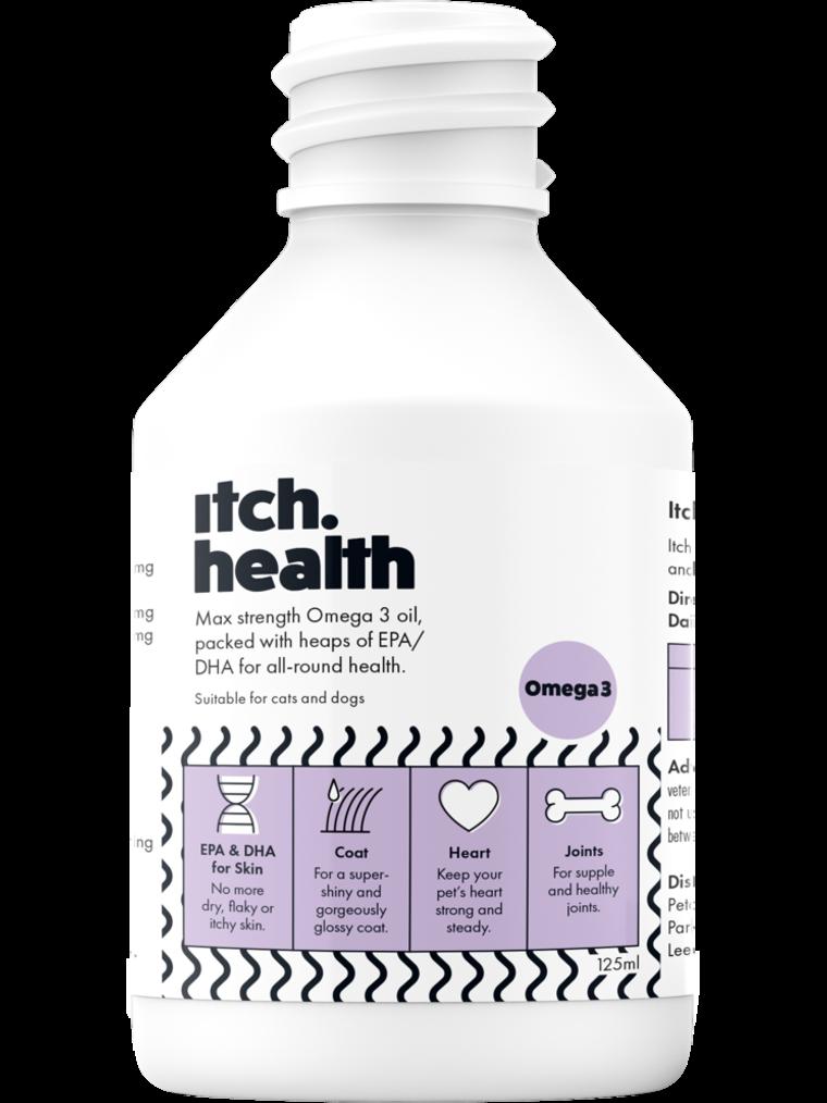 Itch Health Omega