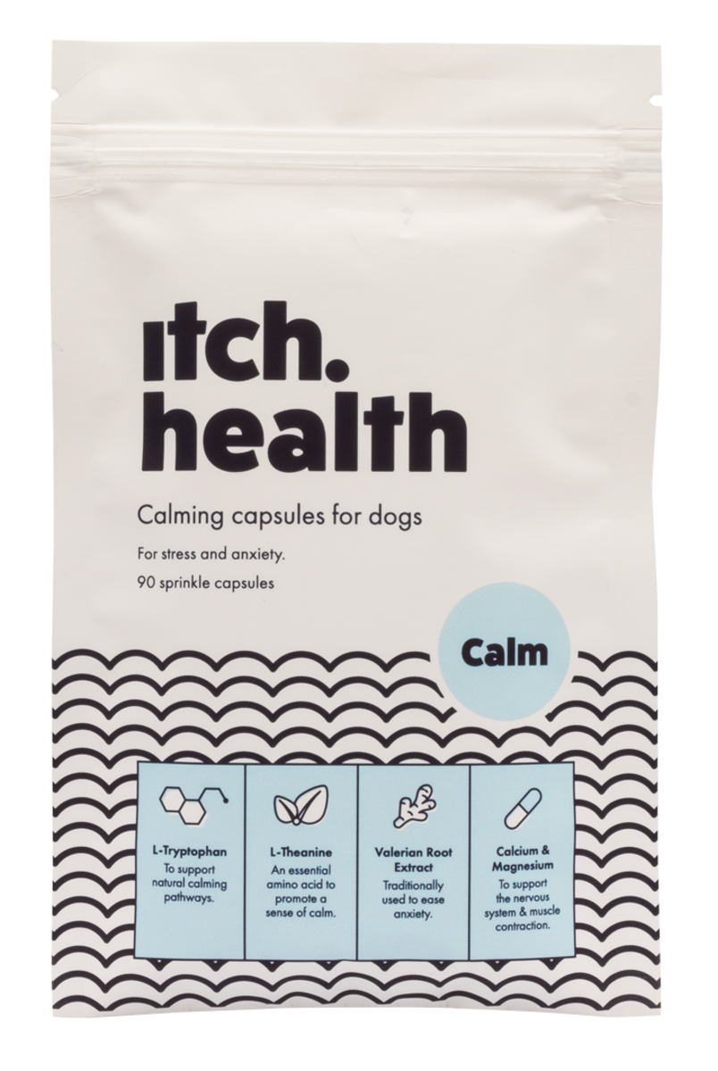 Itch Health Calm for extra large dogs
