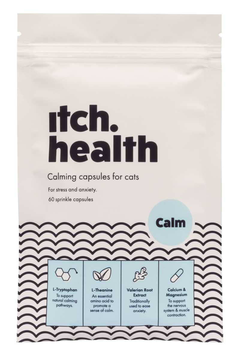 Itch Health Calm for cats