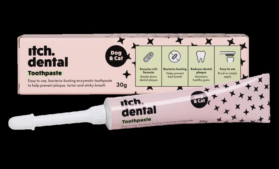 Itch Dental box