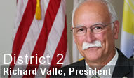 District 2 - Richard Valle