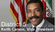 District 5 - Keith Carson