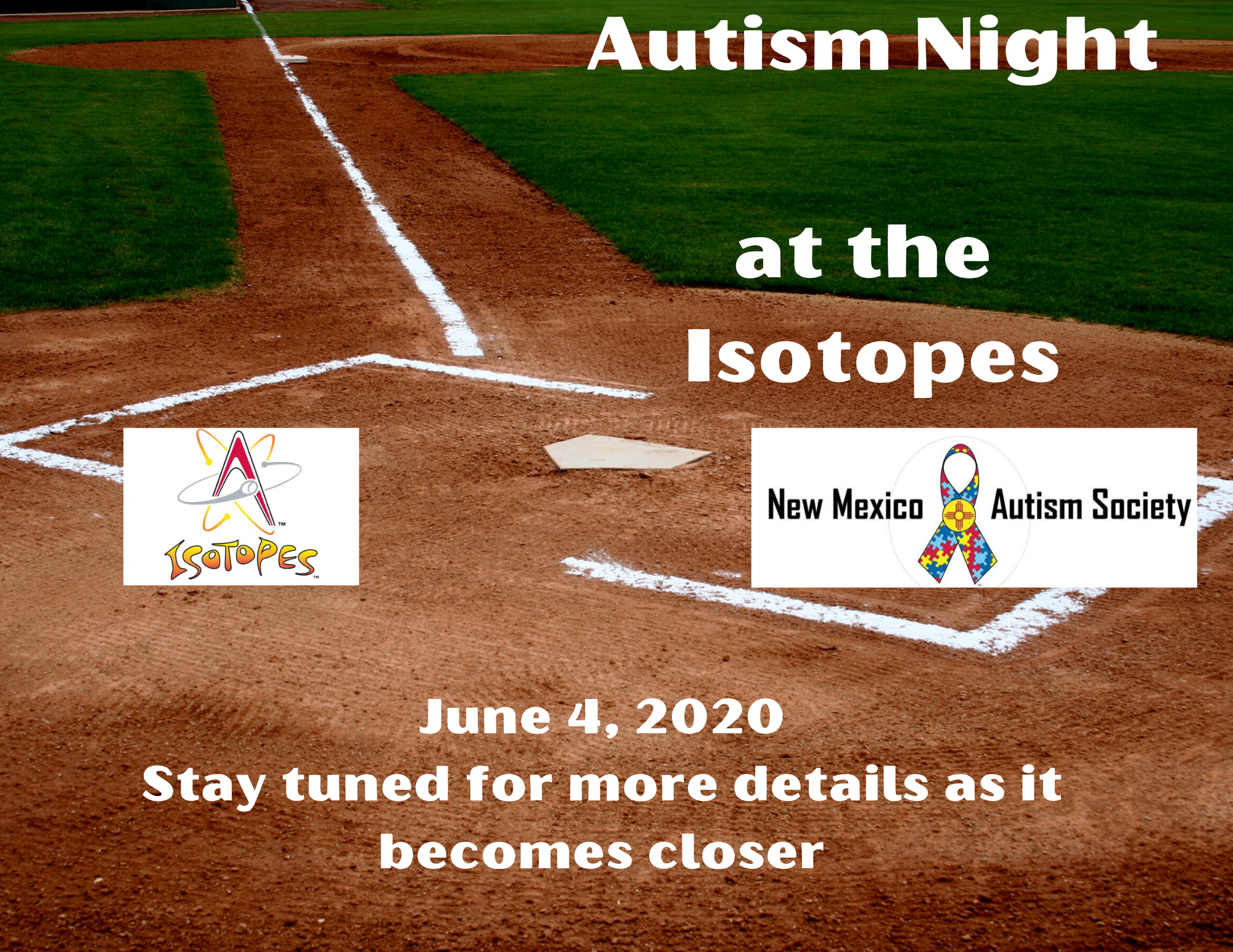 Autism Night at the Isotopes Image
