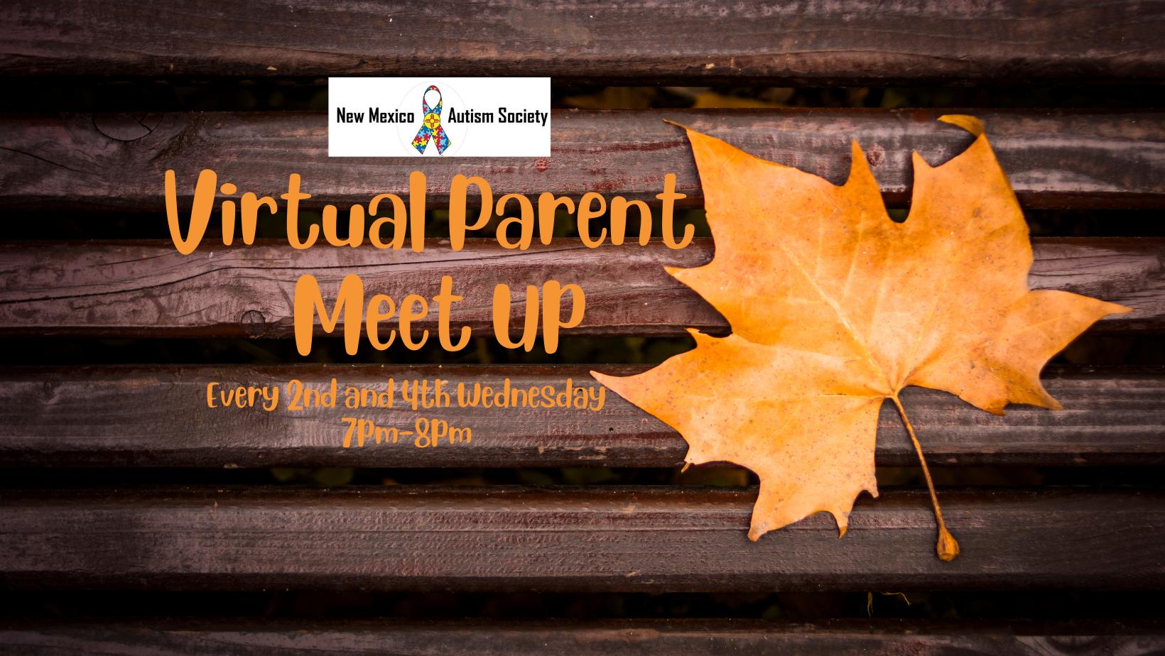 Virtual Parent Meet Up Image