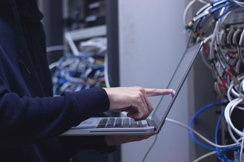 IP address connection