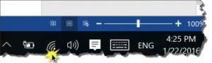 Windows 10 Toolbar