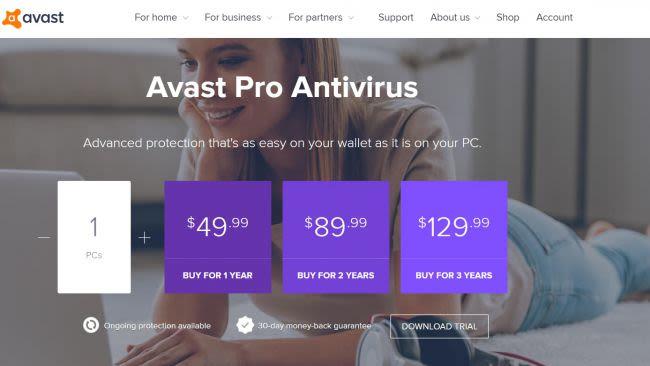 Avast Pro