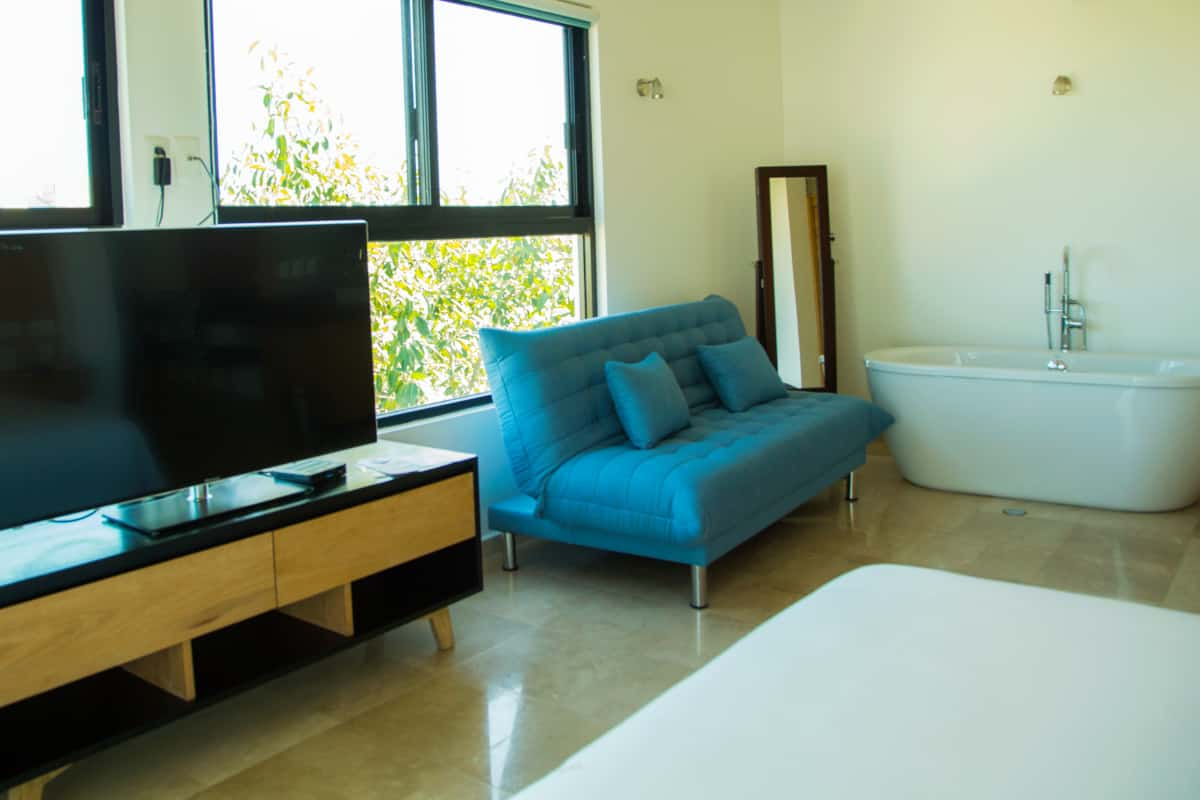 Rooms of Hotel Soul Beach in Playa del Carmen