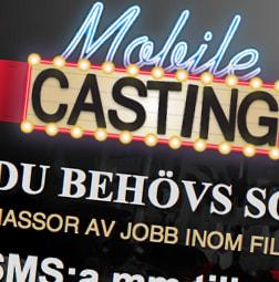 Mājas lapas dizaina izstrāde - Mobile Casting