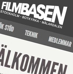 Mājas lapas papildinājumi - Filmbasen