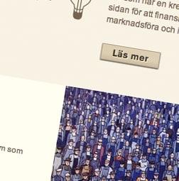 CrowdCulture - Mikrofinansēšanas projekts