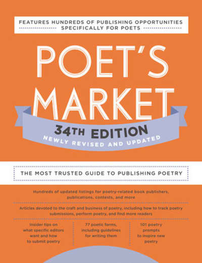 Poet's Market 34th Edition by Writer's Digest Books