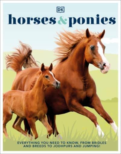 Horses & Ponies by DK