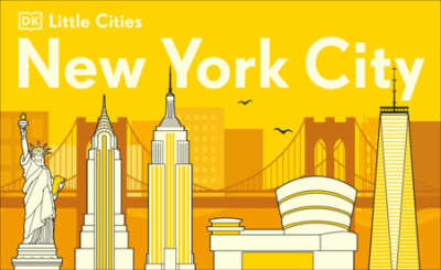 Little Cities New York by DK
