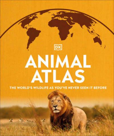 Animal Atlas by DK