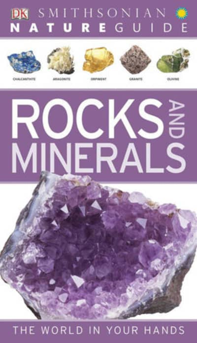 Nature Guide: Rocks and Minerals by DK