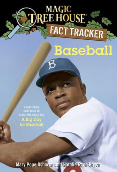 Baseball by Mary Pope Osborne, Natalie Pope Boyce, Carlo Molinari