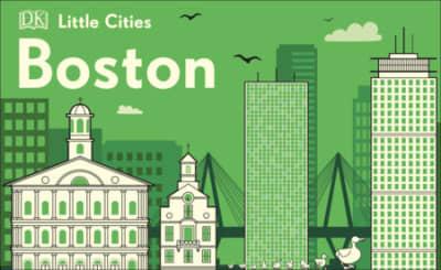 Little Cities: Boston by DK