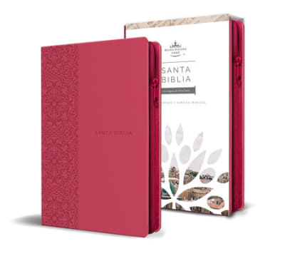 Biblia Reina Valera Manual Fucsia