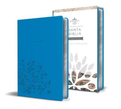 Biblia Reina Valera Manual Azul