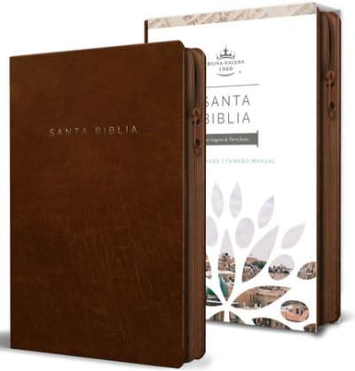 Biblia Reina Valera Manual Marrón
