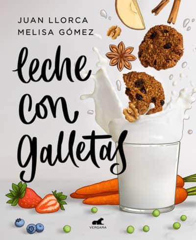 Leche con galletas / Milk With Cookies by Juan Llorca, Melisa Gomez